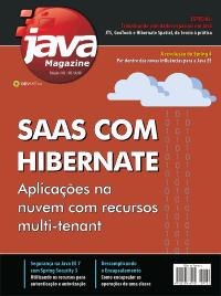 Falando de Spring 4.0 na Java Magazine 130 2