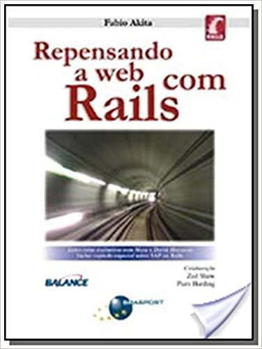 Meu retorno ao Ruby on Rails 2
